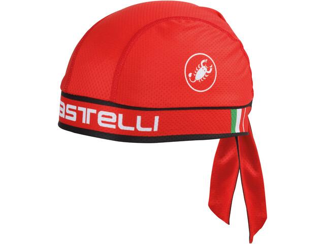 Castelli Bandana, red